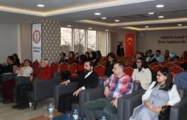 Erzincan'da imar barışı paneli düzenlendi!