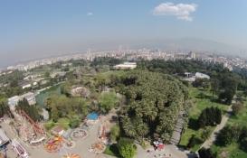 İzmir Kültürpark'ta tahliyeler başladı!