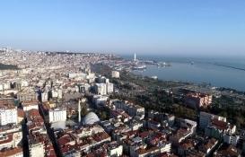 Samsun'da konut satışları artıyor!