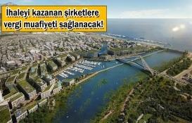 Kanal İstanbul'da mevzuat tamamlandı!