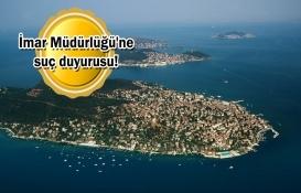 Adalar Belediyesi gecekondu kavgası