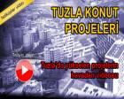 Tuzla'da yer alan 4 projenin havadan görüntüleri!