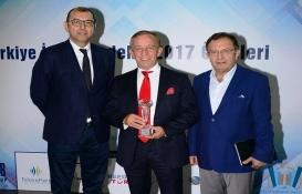 Ağaoğlu inşaat sektörünün en itibarlı firması seçildi!