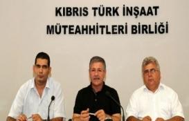 Kıbrıs Türk İnşaat Müteahhitleri Birliği'nden yardım çağrısı!