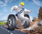 3. havalimanında 12 bin Michelin X Works kullanıldı!