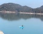 Beyşehir Gölü'nün su seviyesi yükseldi!