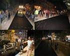 Şanlıurfa Suruç'ta ilk asfalt serimi başladı!