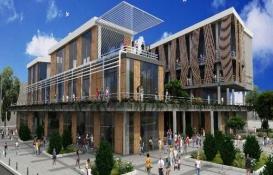 Tekirdağ Kapaklı Kültür Merkezi 2019'da açılacak!