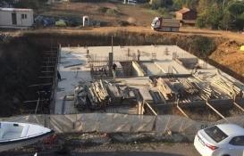 Darıca İlçe Emniyet Müdürlüğü binasının inşaatı başladı!