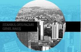 İstanbul Ofis Pazarı'nda işlem hacmi 2018'de daraldı!