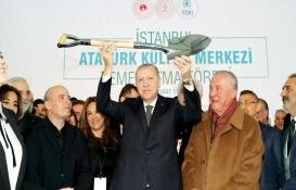 Atatürk Kültür Merkezi iki yılda açılacak!