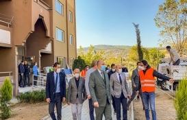 İzmir Uzundere'deki konutlar depremzedelere tahsis edildi!
