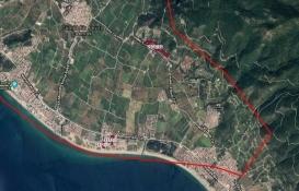 İzmir Menderes'te 25.7 milyon TL'ye icradan satılık tarla ve ev!