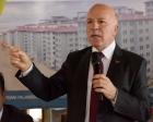 Erzurumlu vatandaşlar kira öder gibi ev sahibi olacak!