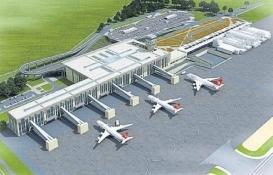 Gaziantep Havalimanı'nın inşaatı hızlanacak!