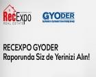 GYODER, 2. RECEXPO Uluslararası Gayrimenkul Fuarı'na katılacak!