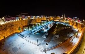 Tarihi Kayseri Kalesi Ekim ayında hizmete açılacak!