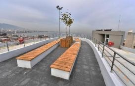 İzmir Hatay'daki 8 katlı otopark hizmete açılıyor!