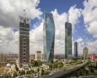 QNB Finansbank Kristal Kule'de kiralık ofis katları!