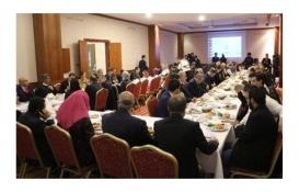 2.Türk-Arap İş Zirvesi ertelendi!