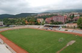 Kütahya Dumlupınar Stadı Millet Bahçesi'ne dönüştürülecek!