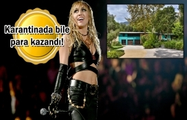 Miley Cyrus Malibu'daki evini 1.7 milyon dolara sattı!