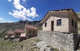 Adıyaman'daki taş evlerin turizme kazandırılması bekleniyor!