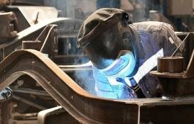 Sanayi üretimi martta yıllık yüzde 2 azaldı!