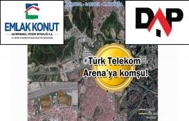 DAP Yapı Levent projesi ön talep topluyor! Yeni proje!