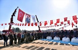 Tarsus Tozkoparan Toplu Konut Projesi'nin temeli atıldı!