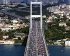 Boğaziçi Köprüsü'nden yürüyerek geçilecek!