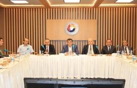 Dr. Tamer Saka, TOBB Türkiye Çimento ve Çimento Ürünleri Başkanı oldu!