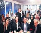 Ali Ağaoğlu, 50 yabancı müşterisini evinde ağırladı!
